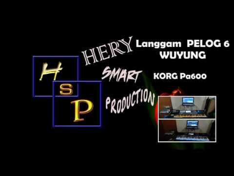 """Langgam  """"Wuyung"""" Korg Pa 600"""