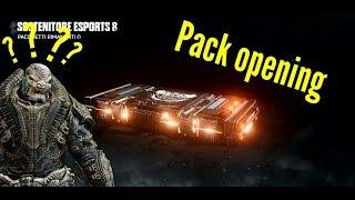 Gears of War 4 - pack opening acciaio nero ☻💣