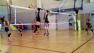 Pallavolo U13 femminile - Finali Cesenatico - Carnate Usmate Velate  vs  Easyvolley