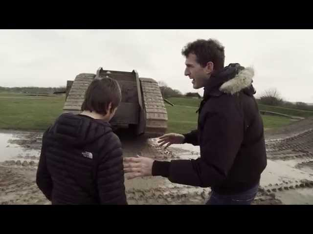 Escaping the Trenches – WW1 Uncut: Dan Snow – BBC