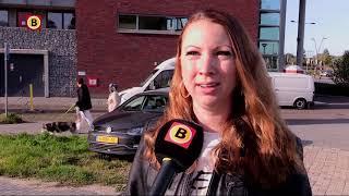 Politie vindt huilende kleuter in huis dode vrouw Bergen op Zoom
