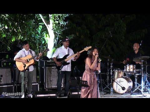 Monita Tahalea - Simfoni Raya Indonesia @ Sthala Intimate Jazz 2018 [HD]