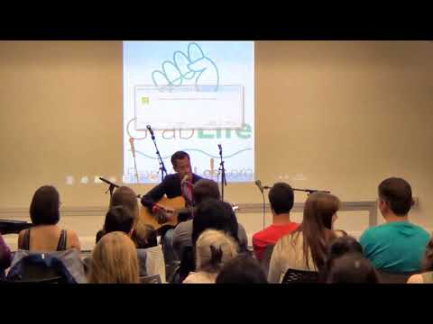 The Assumption Song   Acoustic Cover   Alex Weiss