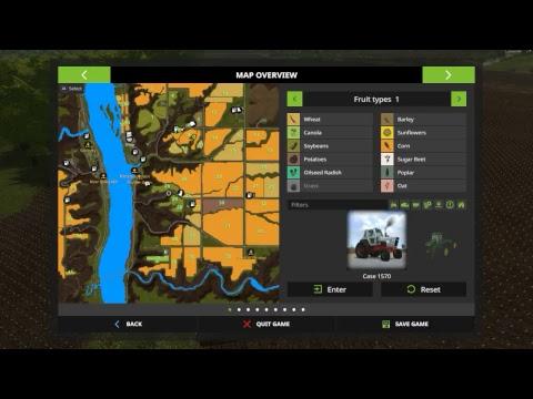 FS17 UMRV Beta V2 Map Tour And Setup!
