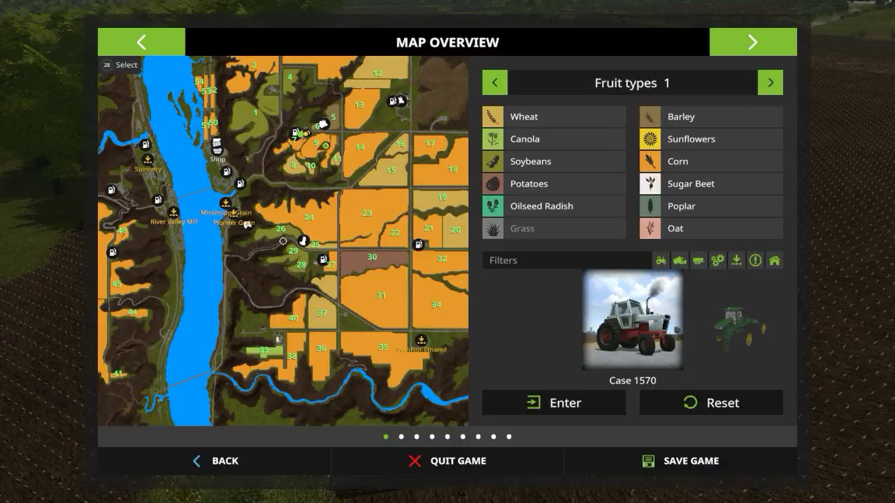 Fs17 Umrv Beta V2 Map Tpur And Setup Youtube