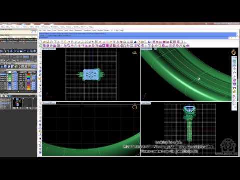 Matrix Jewelry Modeling: Ring 20120508 (part 07)