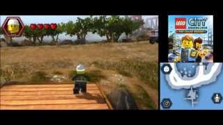 LEGO City Undercover (3DS): The Chase Begins 100% Guide - Apollo Island - All Collectibles