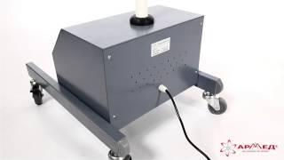 Светильник диагностический хирургический передвижной L7412(Светильник хирургический L7412- этот четырехрефлекторный бестеневой передвижной светильник предназначен..., 2014-12-30T08:09:53.000Z)