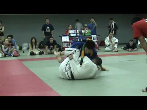 Mokoto Ogasawara vs Takizawa keisuke. 6th Taiwan BJJ  & Grappling Tournament 2009