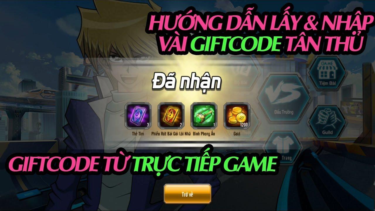 GTM Play ► Yugi H5 ۩۩ HƯỚNG DẪN LẤY GIFTCODE từ TRỰC TIẾP GAME DũngCT và nhiều trang khác