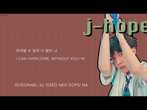BTS (방탄소년단) - 'I'm Fine' [Han|Rom|Eng lyrics]