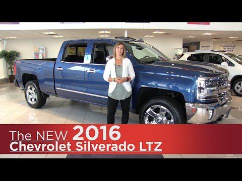 New 2016 Chevrolet Silverado LTZ - Minneapolis, St Cloud, Monticello, Buffalo, Rogers, MN Review