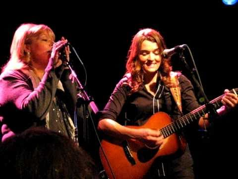Brandi Carlile and mom - 11/20/10 Stand by your man