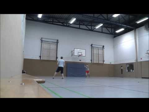 Practice Shooting: Three-point field goals 2013