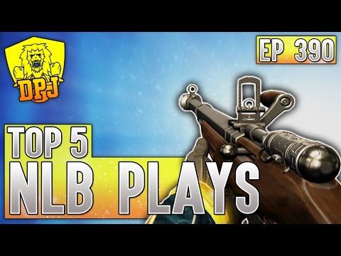 Destiny: Amazing NLB Plays - Top 5 No Land Beyond Sniping Plays Of The Week / Episode 390