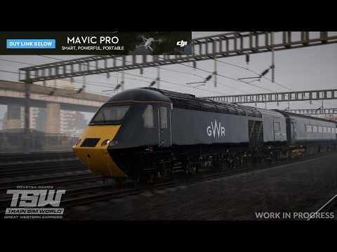 Train sim world's new dlc takes you down the great western express line by BuzzFresh News