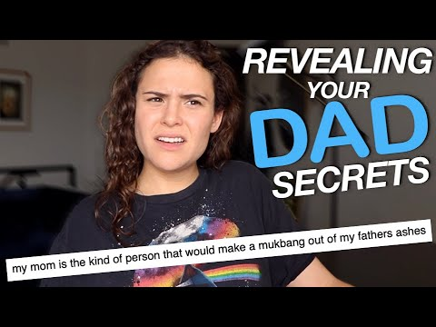 REVEALING YOUR DAD SECRETS | AYYDUBS