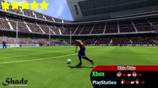 FIFA 14 All 5 Star Skills Tutorial | Xbox & Playstation | HD