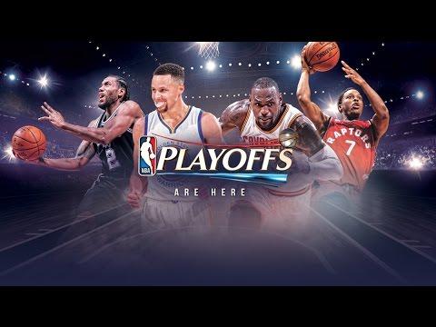 """NBA 2016 Playoff Mix - """"The Boogie"""" ʜᴅ"""