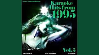 Joy (In the Style of Blackstreet) (Karaoke Version)