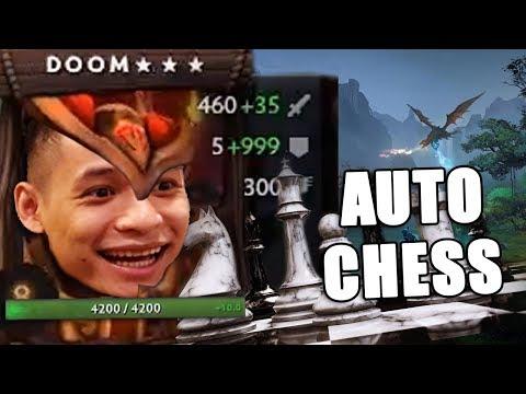 Nhn phm tt ln ngay Doom 3 vi 4200HP!? - Mixigaming Autochess