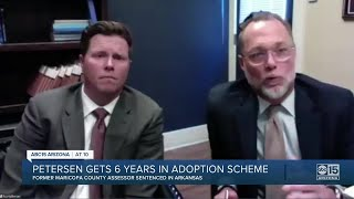 Paul Petersen gets 6 years on adoption scheme
