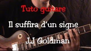 Cours de guitare - Il suffira d