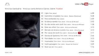 """""""Vinicius canta Antonio Carlos Jobim"""" preview - SONG X 028"""