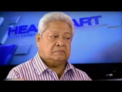[ANC HEADSTART] Rep. Edcel Lagman on WLO, HDO 1/2
