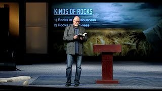 Drop the Rock, Part 2 - James MacDonald