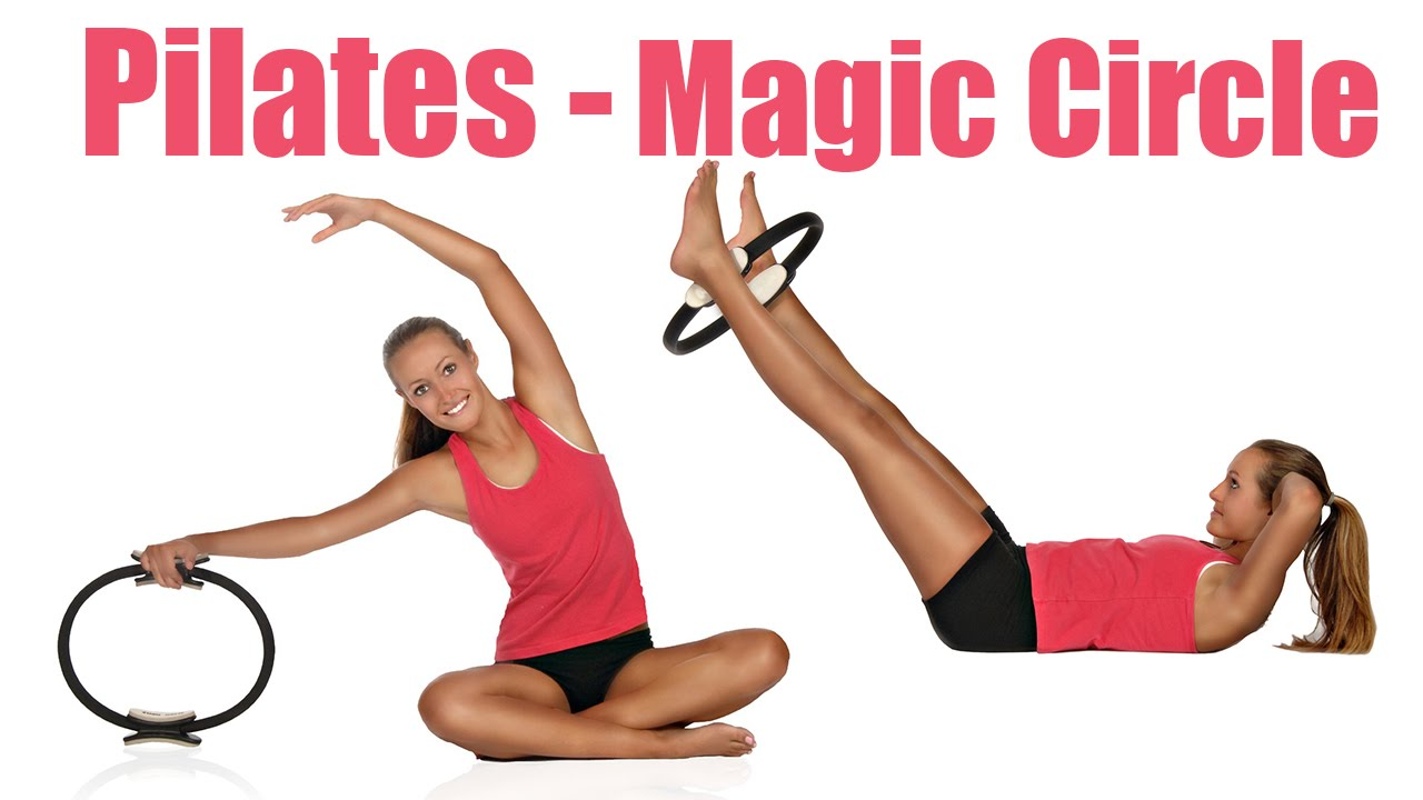 Pilates Magic Circle Cours Complet Youtube