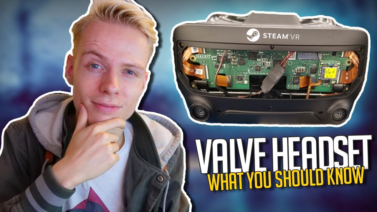 Valve Index: Specs, Price, How Steam's VR Rig Compares to the HTC Vive Pro