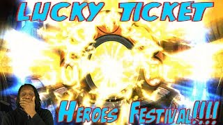 Lucky Ticket Heroes Festival - Monster Super League