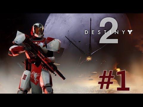 Destiny 2 - Выполняю квесты и отгребаю в PVP