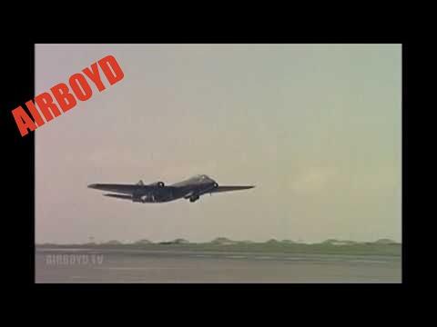 Martin B-57 Canberra (1956)