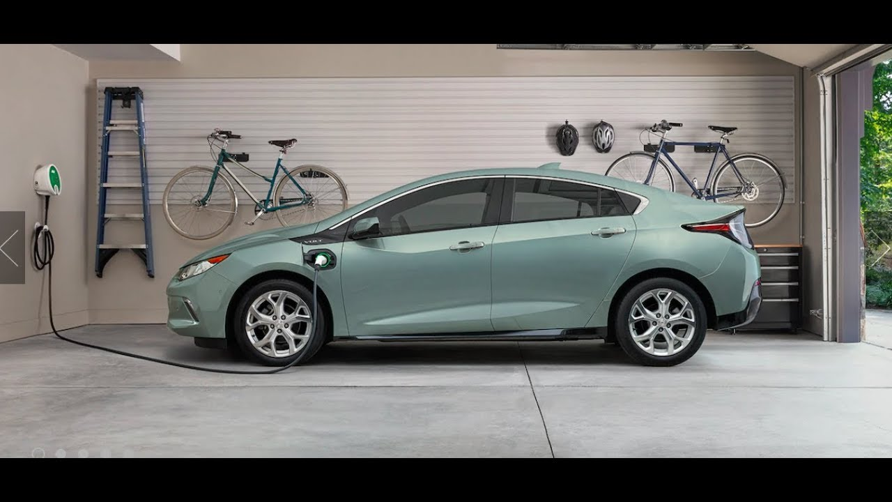 2019 Chevy Volt Finally Gets 7 2 Kw Charger And More