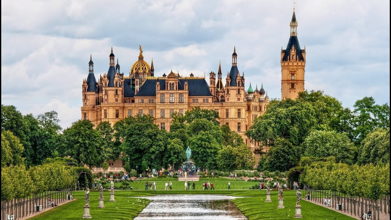 Image result for schwerin castle germany
