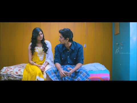Udhayam NH4  Tamil Movie  s  s  Comedy    Ashrita Shetty visits Siddharth's room