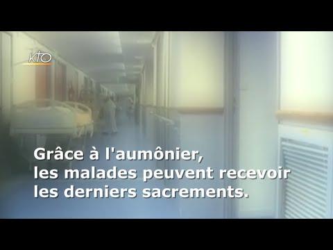 Covid-19: un aumônier d'hôpital auprès des mourants