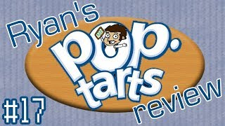 Ryan's Pop-tarts Review! - Oatmeal Delights: Frosted Strawberry