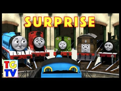 Thomas & Friends Talk To You 4/8 - Birthday Surprise