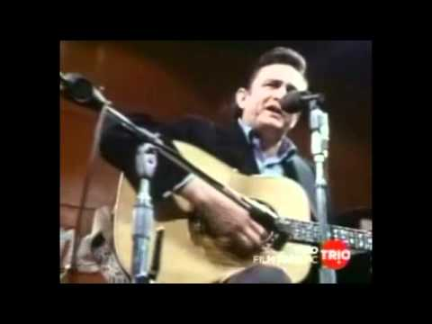 Johnny Cash - Wanted Man - Live at San...