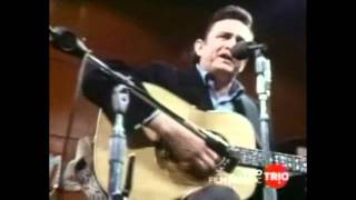 Johnny Cash - Wanted Man - Live at San Quentin (Good Sound Quality)