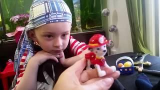 Пират играет в Щенячий Патруль