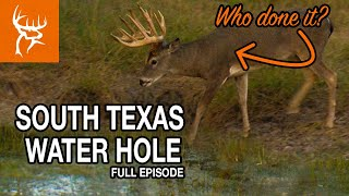 BIGGER IN TEXAS | Group whitetail hunt | Full Episode