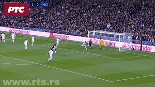 Real Madrid - Mančester siti 1:2