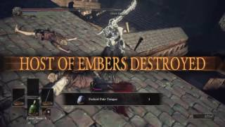 Dark Souls 3: The Vampire of Lothric