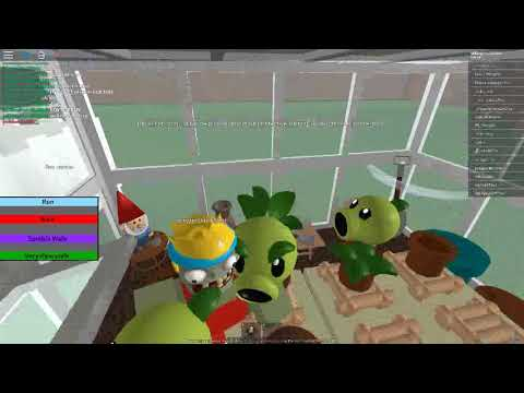 Roblox Plants Vs Zombies Rp Plants Vs Zombies Roblox Roleplay Sad Story Youtube