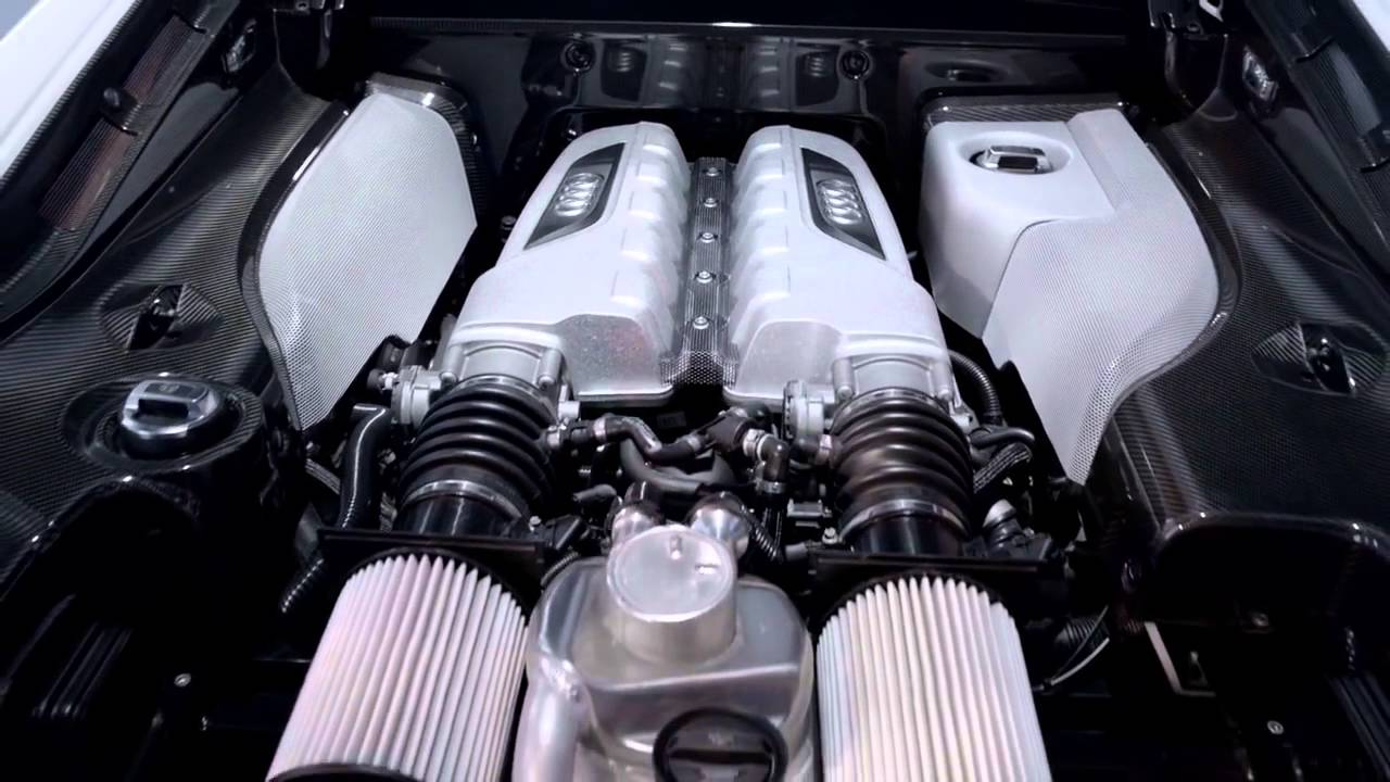 Audi R V Plus Commercial AMAZING Engine Sound HD YouTube - Audi r8 engine