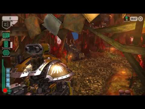 Warhammer 40,000: Freeblade In-Game 1